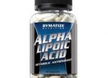 Alpha Lipoic Acid(01capc)